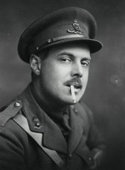 NPG x6534,(Percy) Wyndham Lewis,by George Charles Beresford