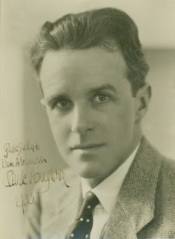 Claude Houghton in 1933