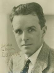 Claude Houghton in 1933