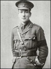 Robert-Graves in uniform