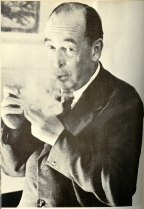 C.S. Lewis and pipe