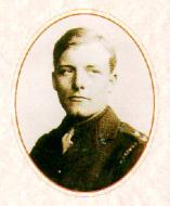 Dearmer in uniform