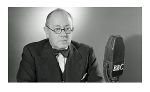 Vernon Bartlett with border