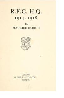 RFCHQ title page