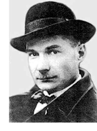 Zamyatin and hat