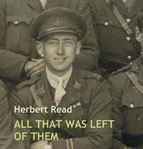Herbert Read book cover